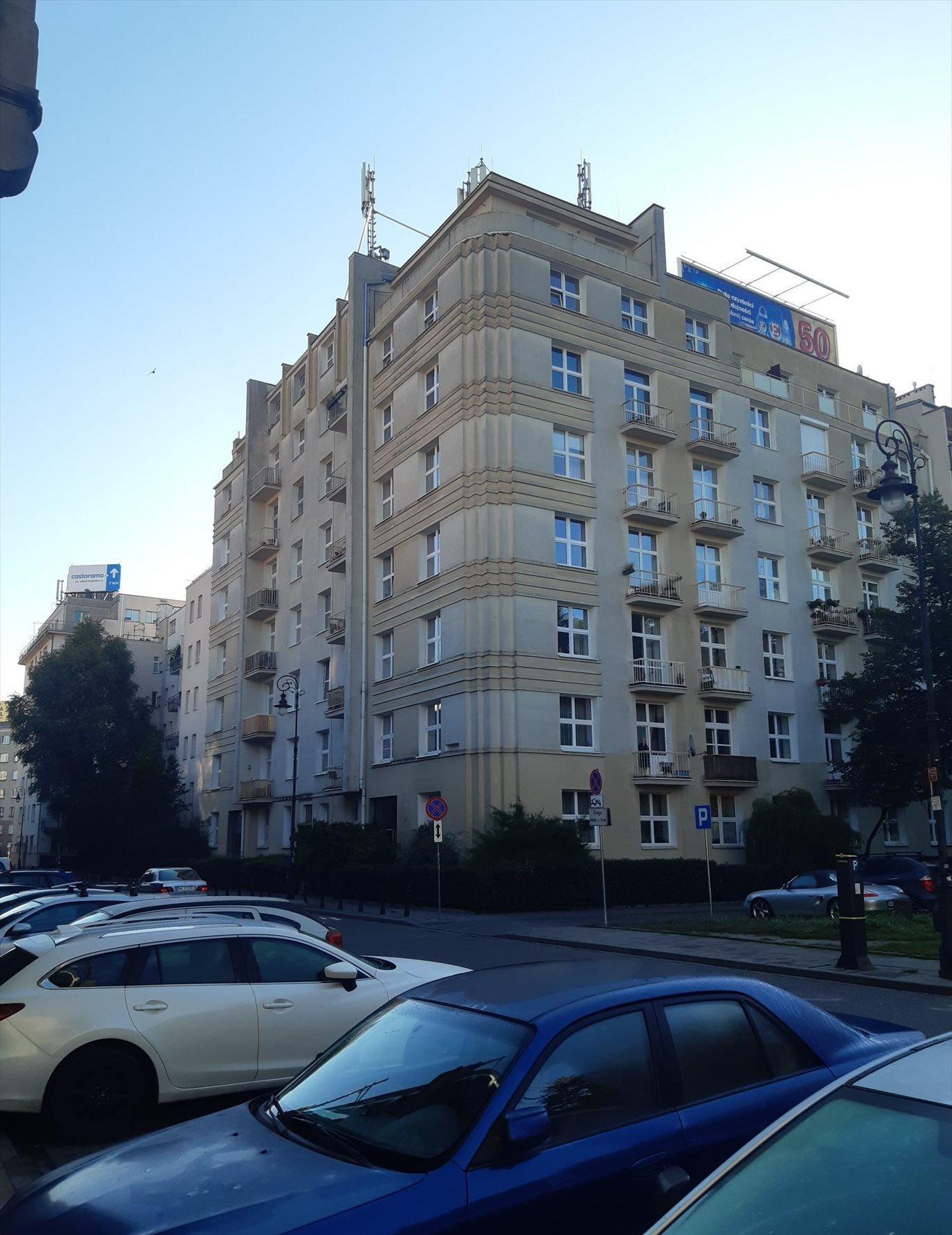 Mieszkanie dwupokojowe na sprzedaż Warszawa, Powiśle, al. 3-go Maja  66m2 Foto 8