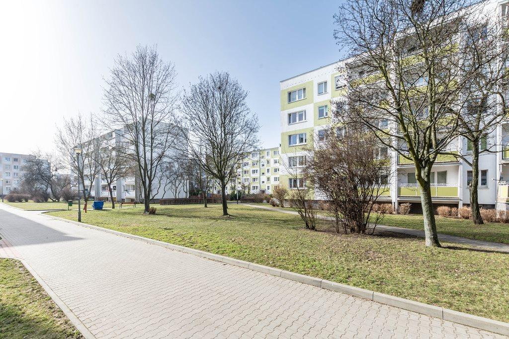 Mieszkanie trzypokojowe na sprzedaż Poznań, os. Bolesława Chrobrego  50m2 Foto 1