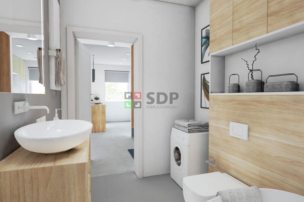 Mieszkanie trzypokojowe na sprzedaż Wrocław, Krzyki, Księże Małe, Opolska  65m2 Foto 4