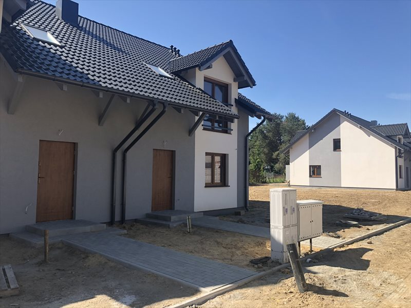 Dom na sprzedaż Borówiec, ul. Leśna  112m2 Foto 1