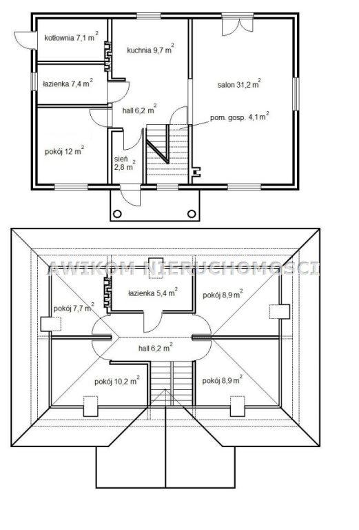 Dom na sprzedaż Franciszków  160m2 Foto 1