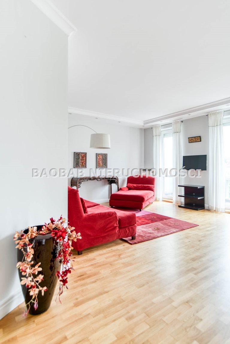 Mieszkanie czteropokojowe  na wynajem Warszawa, Praga-Południe, Saska Kępa, Saska  110m2 Foto 12