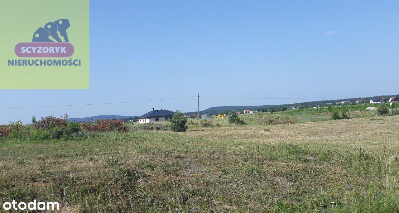 Działka budowlana na sprzedaż Piaseczna Górka, Sowia  1112m2 Foto 2
