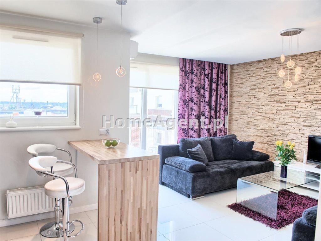 Mieszkanie dwupokojowe na sprzedaż Katowice, Dębowe Tarasy, Silesia City Center, Johna Baildona  73m2 Foto 11