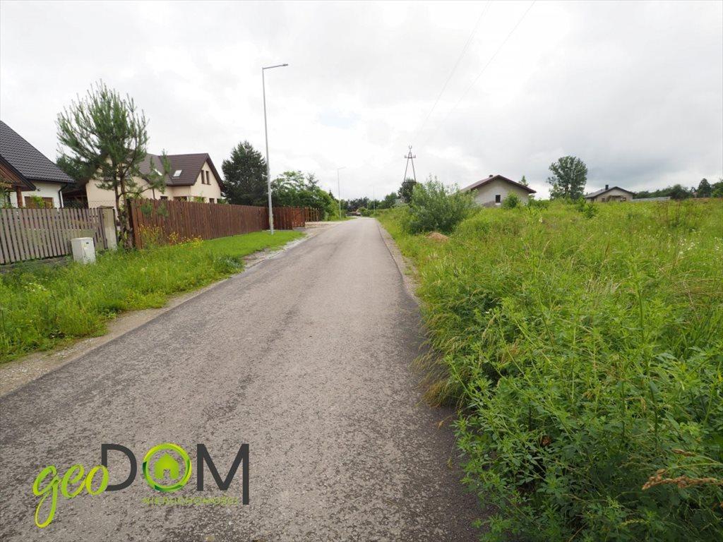 Działka budowlana na sprzedaż Okszów, Topolowa  1067m2 Foto 6