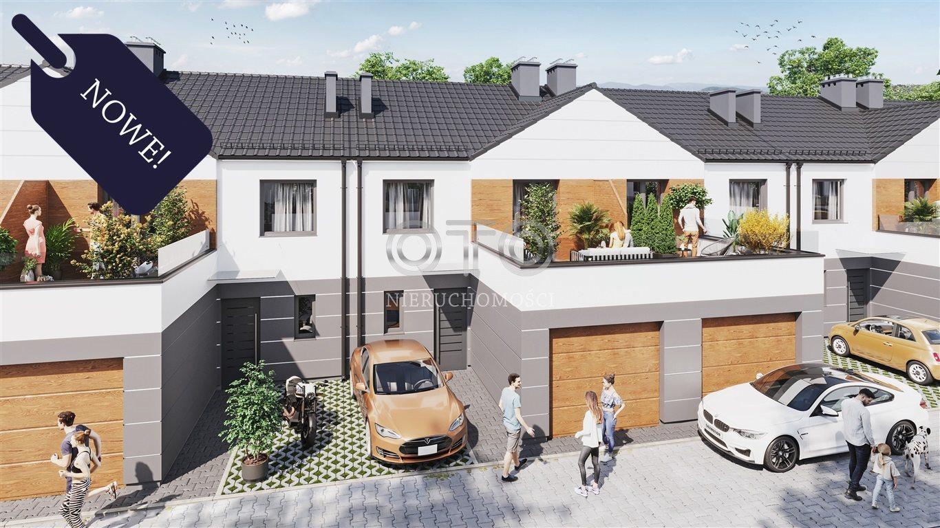 Dom na sprzedaż Wilkszyn, Wilkszyn, Pod Lasem  124m2 Foto 2