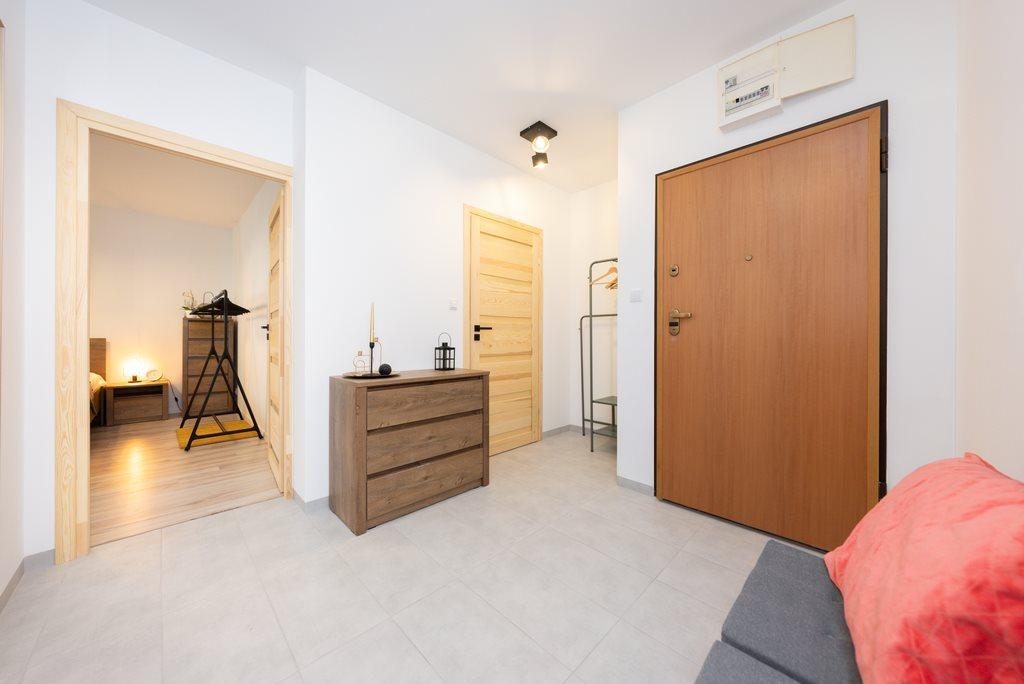 Mieszkanie dwupokojowe na wynajem Warszawa, Targówek, Zielone Zacisze  50m2 Foto 9