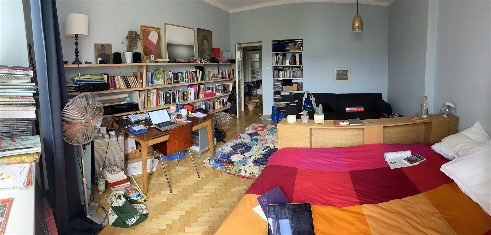 Mieszkanie dwupokojowe na sprzedaż Warszawa, Żoliborz, Mickiewicza  79m2 Foto 2