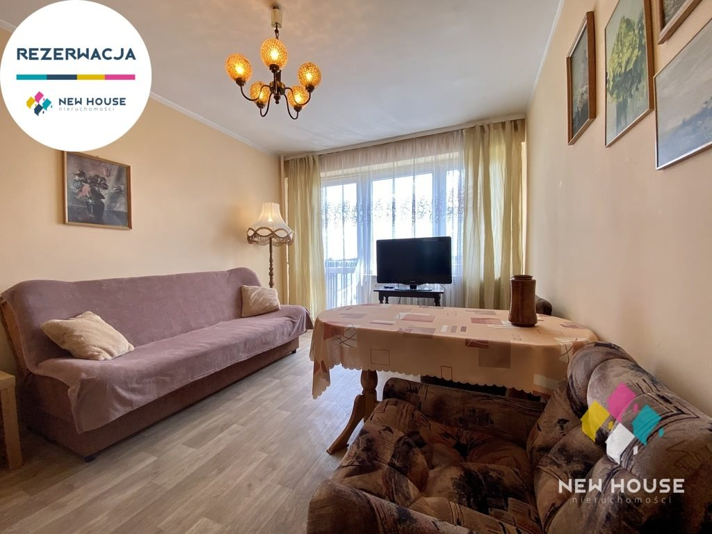 Mieszkanie trzypokojowe na sprzedaż Olsztyn, Kormoran, Dworcowa  48m2 Foto 1
