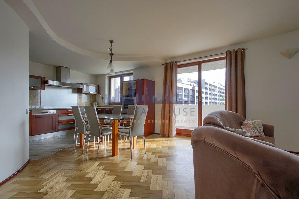 Mieszkanie trzypokojowe na wynajem Warszawa, Ochota, Grójecka  86m2 Foto 3