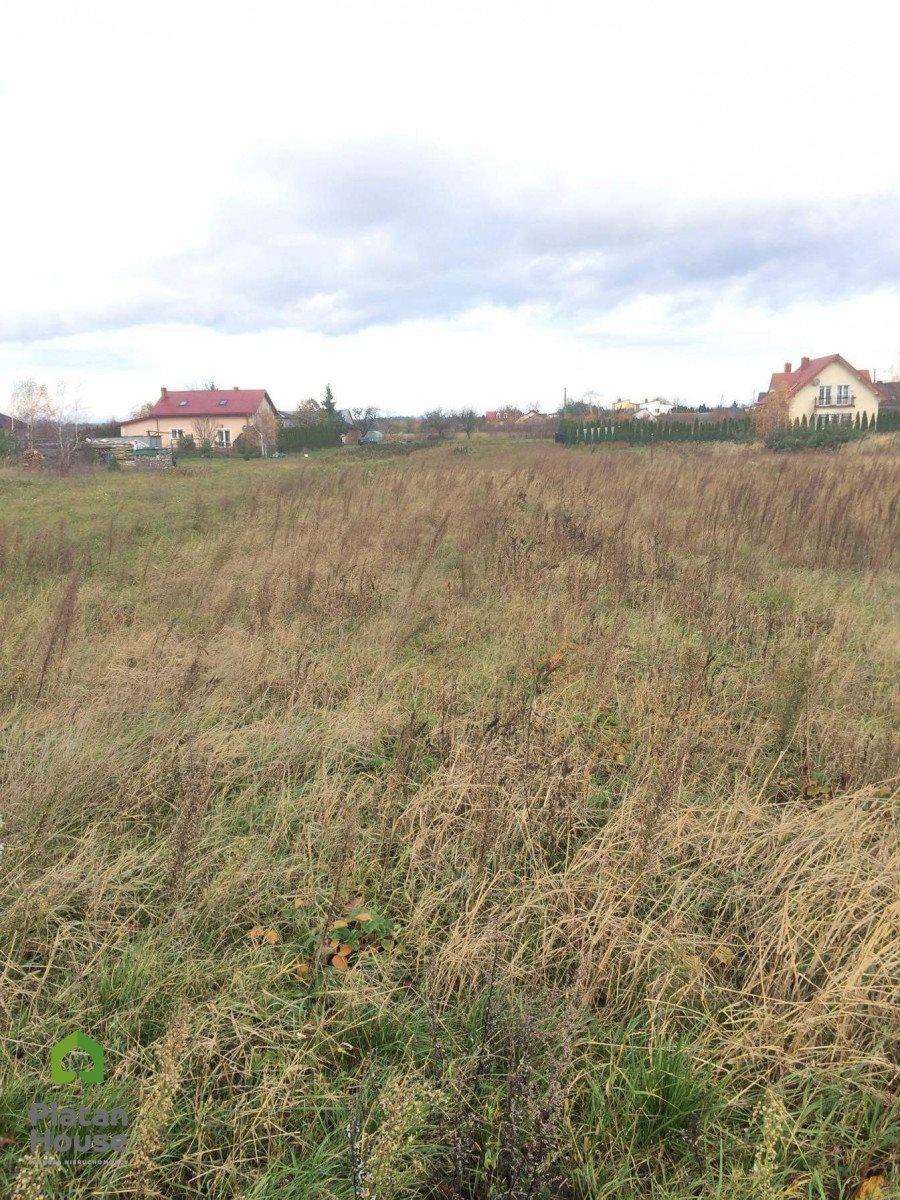 Działka budowlana na sprzedaż Skrobów-Kolonia  3828m2 Foto 3