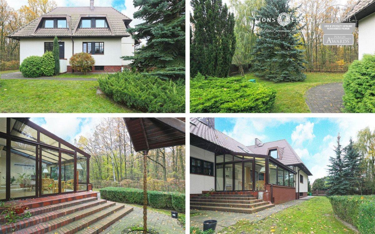 Dom na sprzedaż Warszawa, Ursynów Pyry  455m2 Foto 2