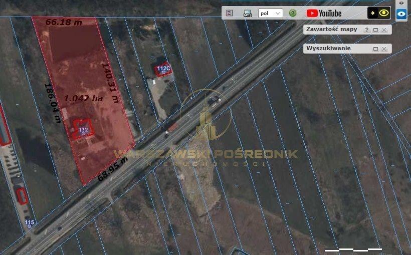Działka przemysłowo-handlowa na sprzedaż Całowanie  10400m2 Foto 4