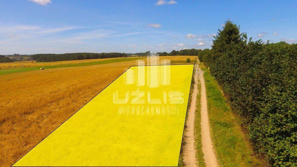Działka rolna na sprzedaż Chwaszczyno, Polna  20000m2 Foto 1