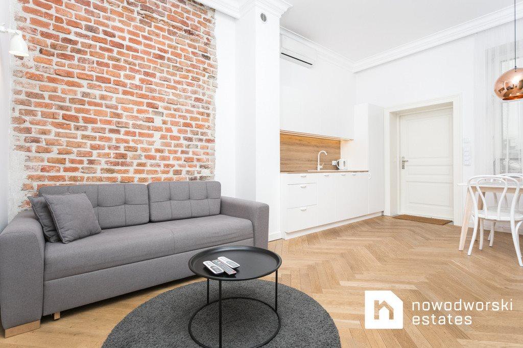 Mieszkanie dwupokojowe na wynajem Kraków, Stare Miasto, Stare Miasto, św. Agnieszki  45m2 Foto 11