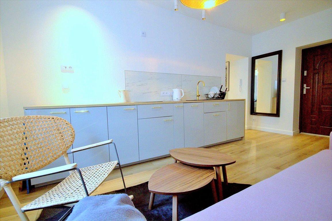 Mieszkanie dwupokojowe na wynajem Poznań, Garbary  30m2 Foto 2