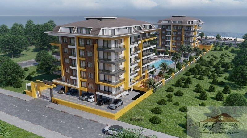Mieszkanie trzypokojowe na sprzedaż Turcja, Alanya - Kestel, Alanya - Kestel  102m2 Foto 9