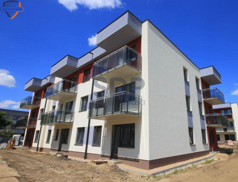 Mieszkanie trzypokojowe na sprzedaż Wrocław, Psie Pole, Wojnów, Perkusyjna  62m2 Foto 3