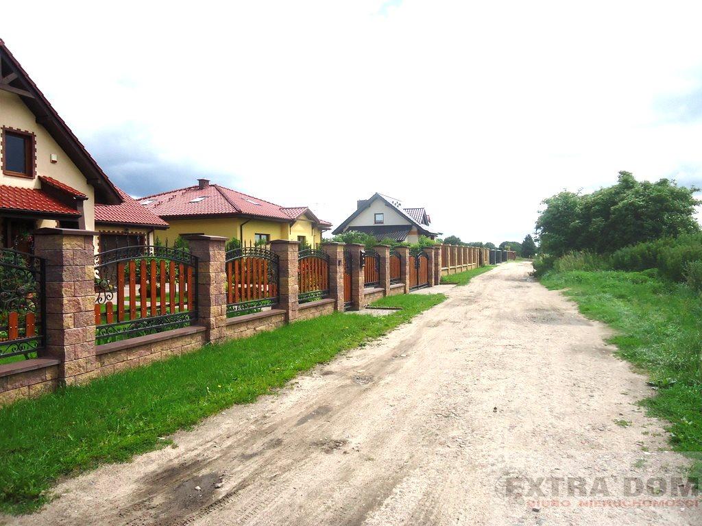 Działka budowlana na sprzedaż Nowogard  1199m2 Foto 1