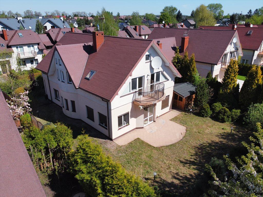 Dom na sprzedaż Warszawa, Wawer, Wał Miedzeszyński  333m2 Foto 1