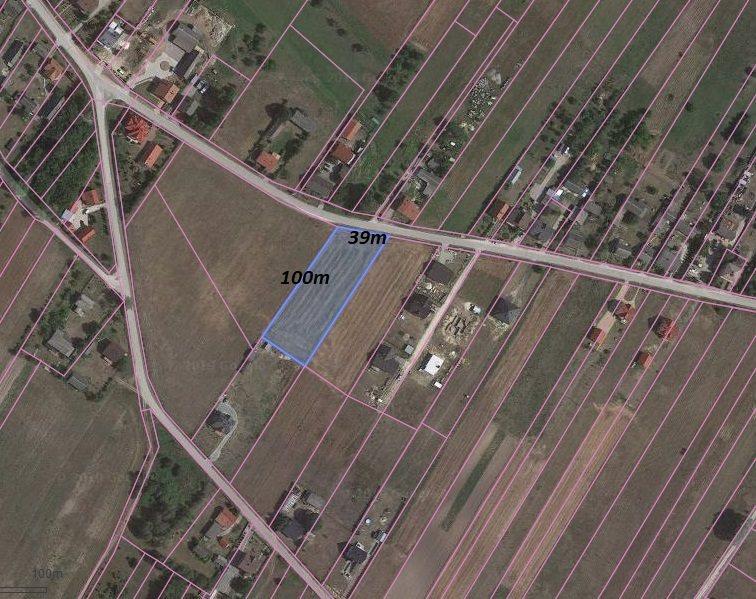 Działka budowlana na sprzedaż Chęciny, Bolmin  4105m2 Foto 1
