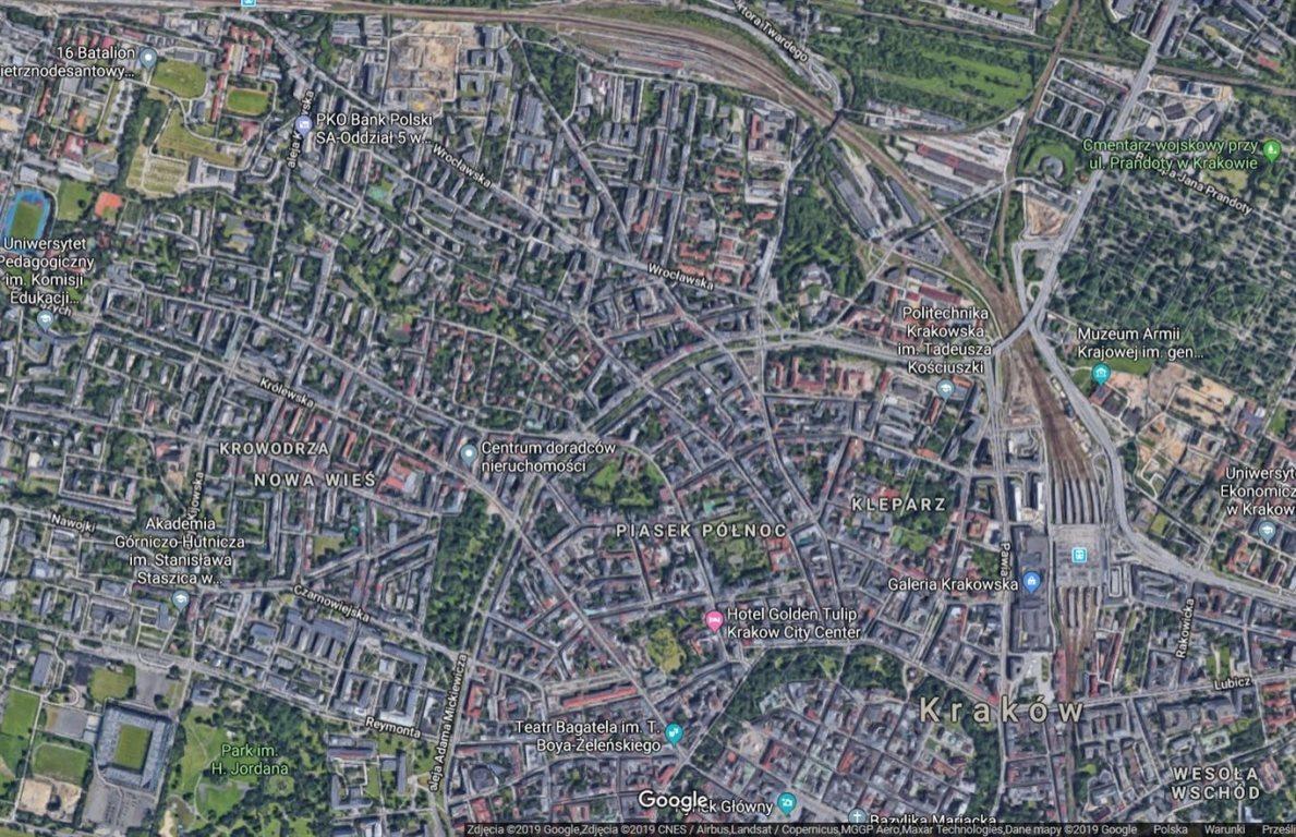 Lokal użytkowy na sprzedaż Kraków, Krowodrza, Łobzów  1120m2 Foto 1