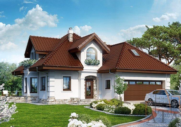 Dom na sprzedaż Żerniki Wrocławskie, Rodzinna  162m2 Foto 1