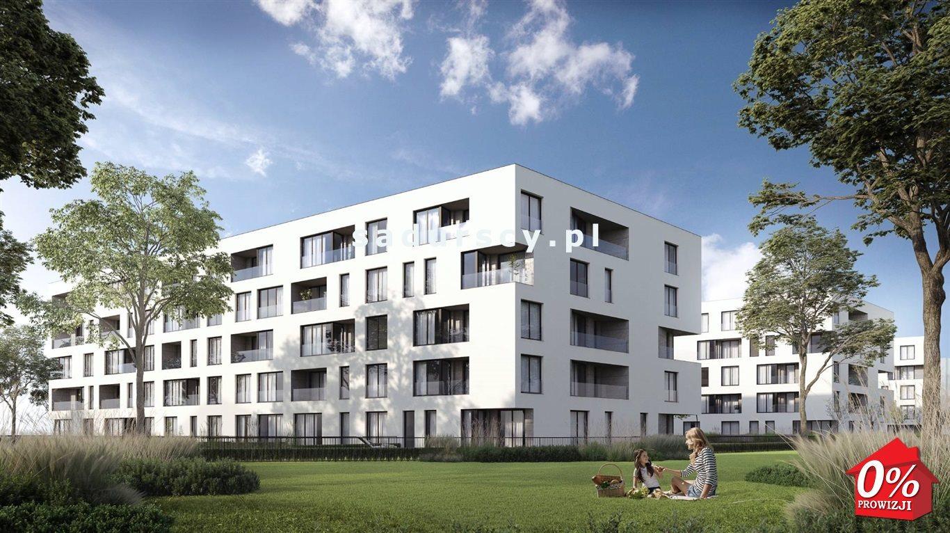 Mieszkanie dwupokojowe na sprzedaż Kraków, Podgórze, Płaszów, Przewóz - okolice  42m2 Foto 1