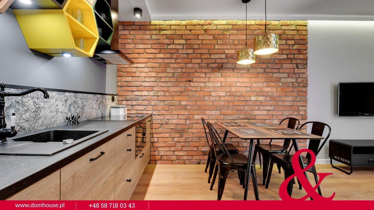 Mieszkanie dwupokojowe na wynajem Gdańsk, Śródmieście, Chmielna  44m2 Foto 4