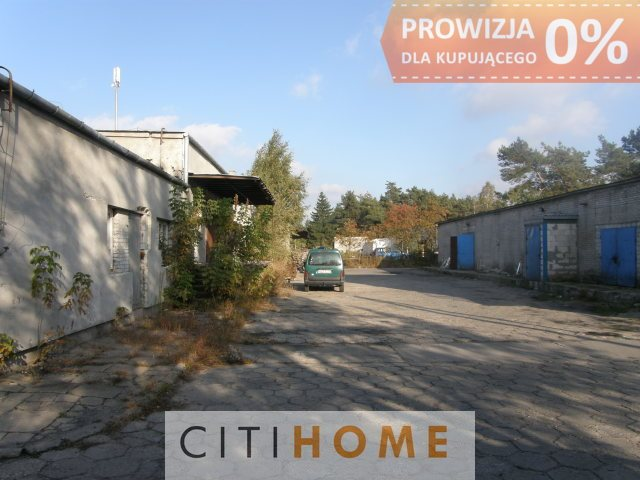 Działka przemysłowo-handlowa na sprzedaż Otwock, Stefana Batorego  4238m2 Foto 4