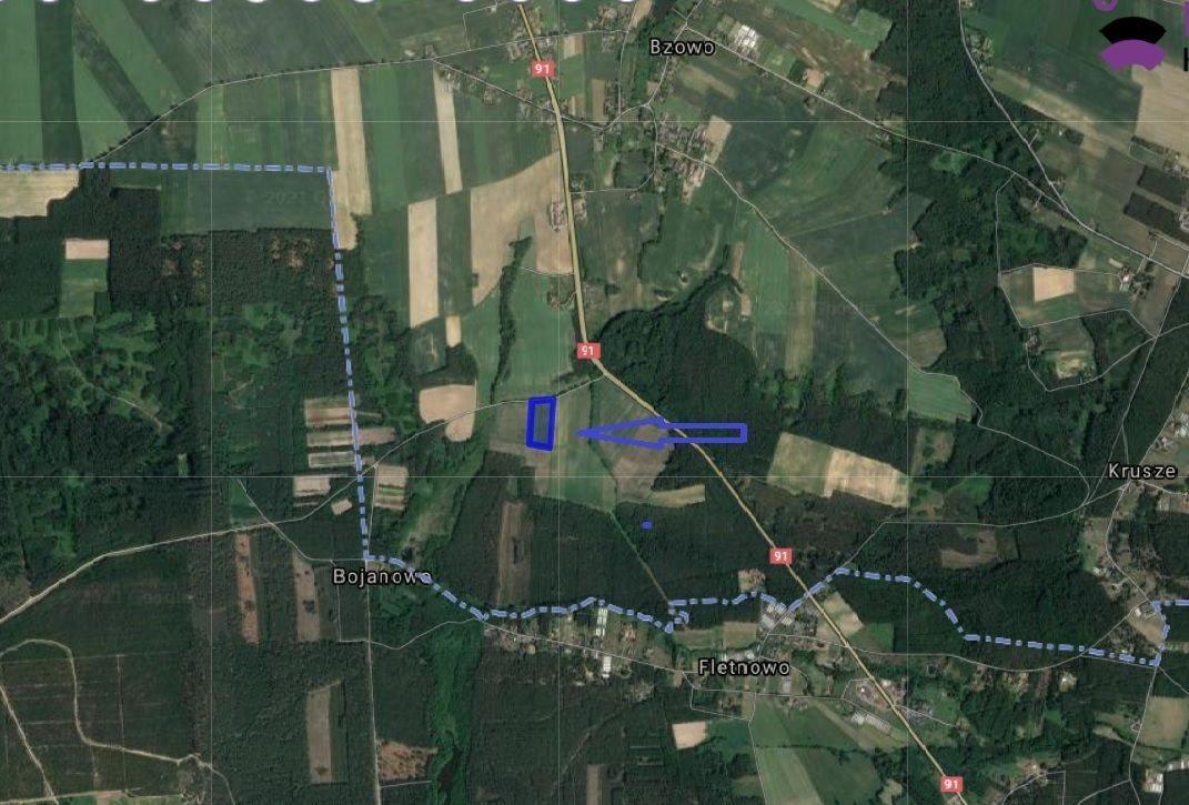 Działka rolna na sprzedaż Bzowo  17180m2 Foto 2