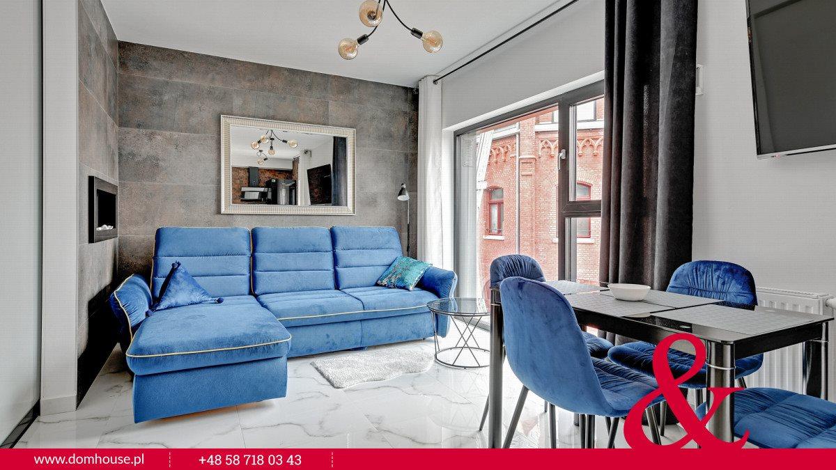 Mieszkanie dwupokojowe na wynajem Gdańsk, Śródmieście, Kotwiczników  35m2 Foto 1