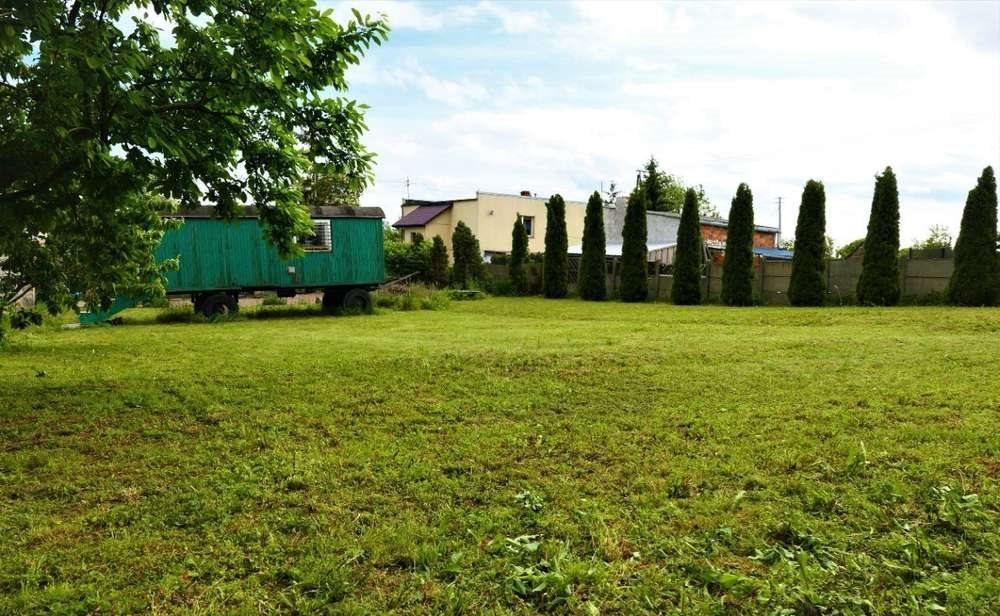 Działka budowlana na sprzedaż Kłecko, Kłecko-Kolonia  1273m2 Foto 6