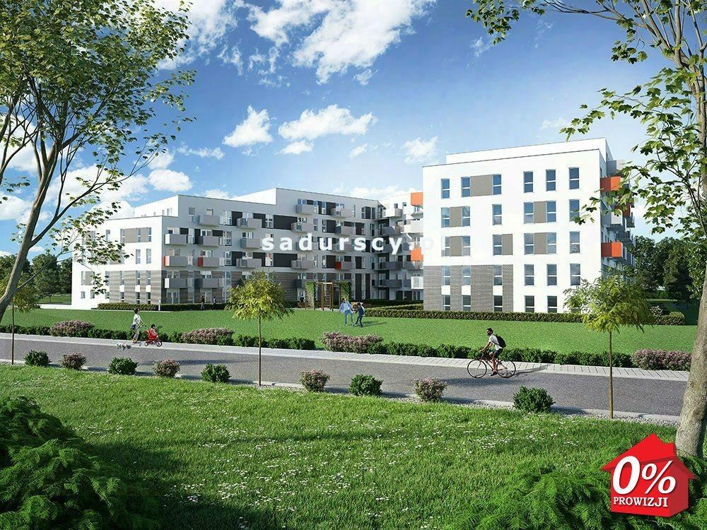 Mieszkanie trzypokojowe na sprzedaż Kraków, Prądnik Biały, Prądnik Biały, Kazimierza Wyki - okolice  51m2 Foto 2