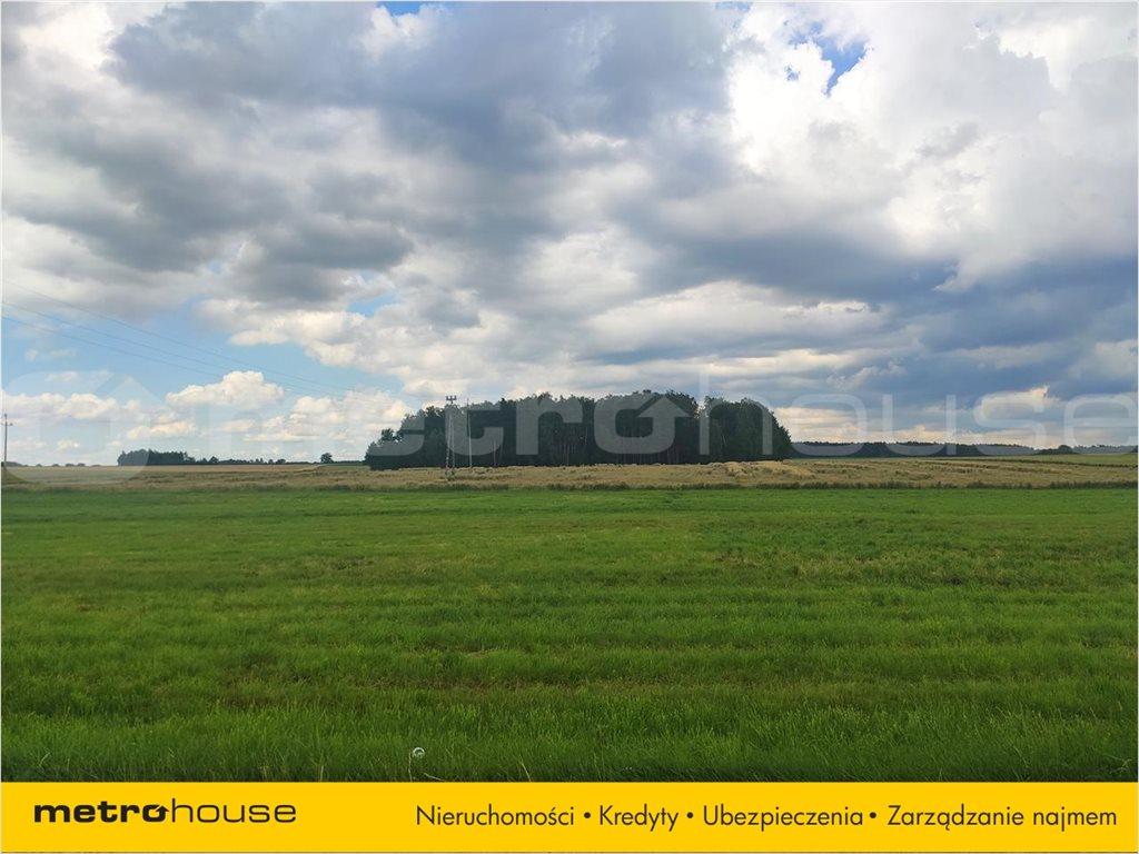 Działka rolna na sprzedaż Krasów, Sokołów Podlaski  43m2 Foto 4
