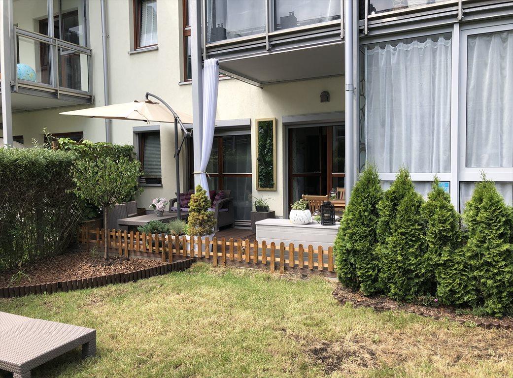 Mieszkanie trzypokojowe na sprzedaż Warszawa, Wilanów, Vogla  84m2 Foto 2