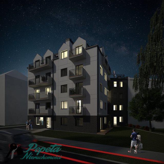 Mieszkanie dwupokojowe na sprzedaż Poznań, Łazarz  57m2 Foto 2
