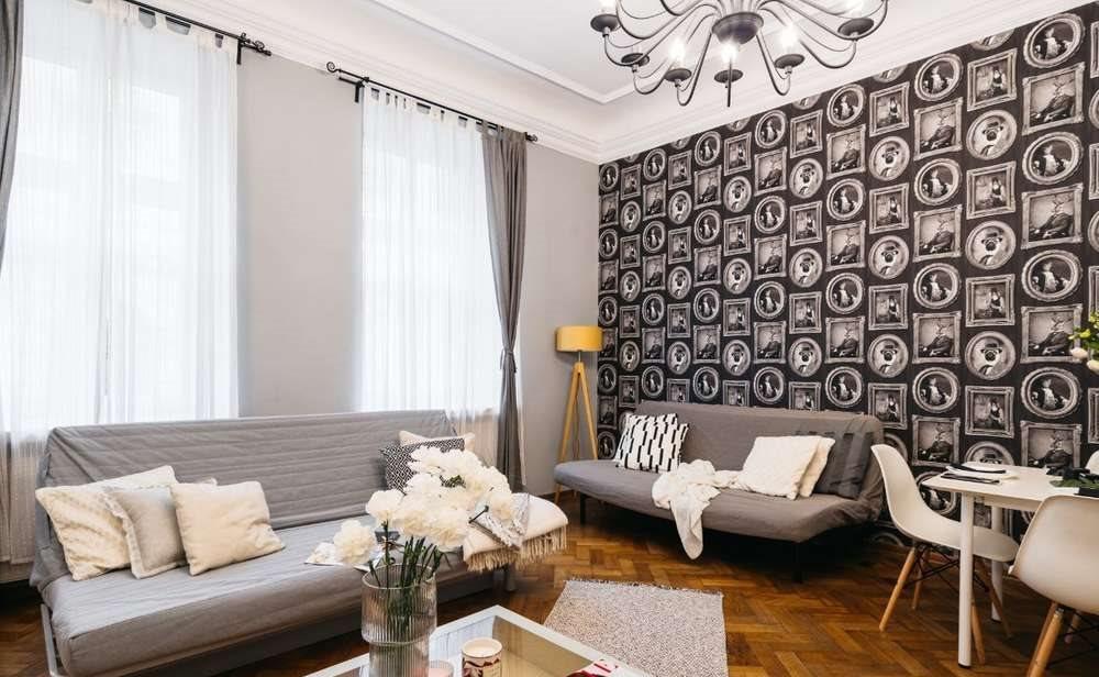 Mieszkanie dwupokojowe na wynajem Kraków, Stare Miasto, Marii Skłodowskiej-Curie  64m2 Foto 14