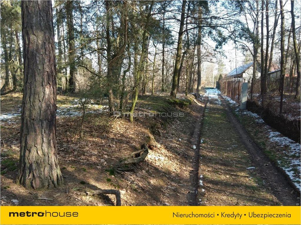 Działka leśna na sprzedaż Sierzchów, Góra Kalwaria  1680m2 Foto 5