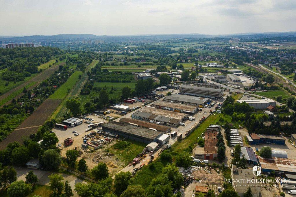 Działka przemysłowo-handlowa na sprzedaż Kraków, Prądnik Czerwony, Prądnik Czerwony, Powstańców  58203m2 Foto 8