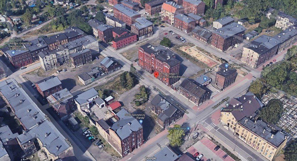 Lokal użytkowy na sprzedaż Świętochłowice, dr. Antoniego Bukowego  957m2 Foto 2