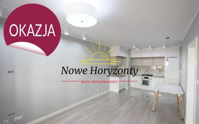 Mieszkanie dwupokojowe na sprzedaż Białystok, Wysoki Stoczek, al. Jana Pawła II  45m2 Foto 5