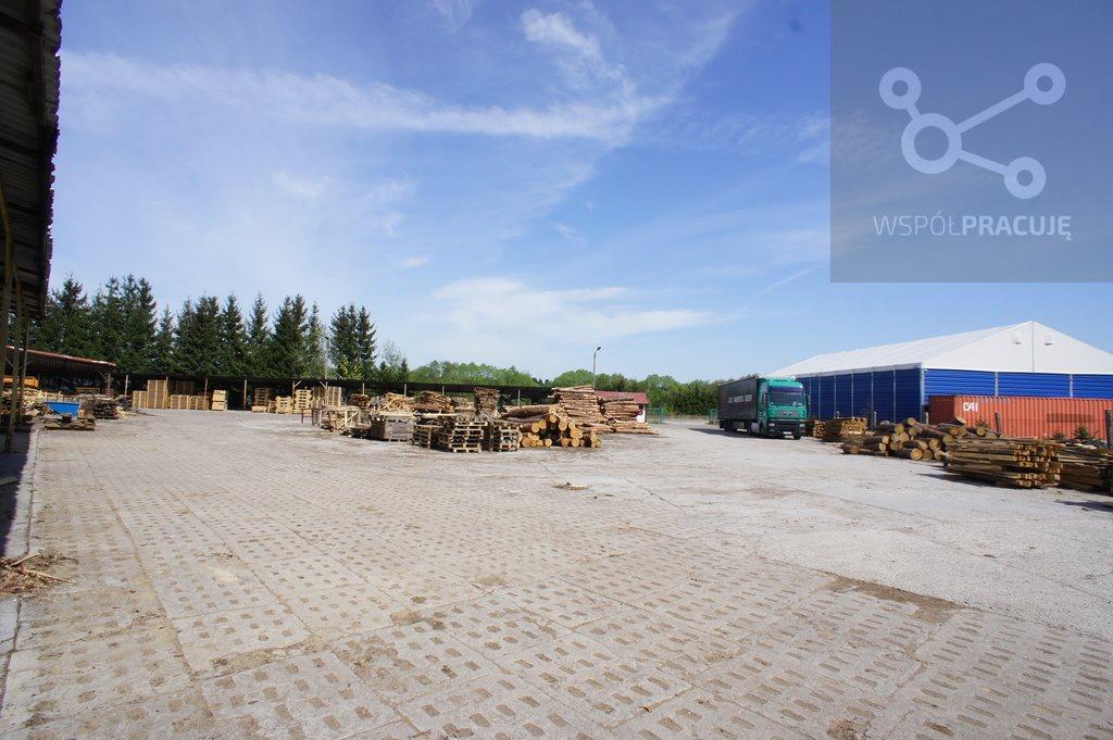 Działka przemysłowo-handlowa pod dzierżawę Goleniów, dzielnica przemysłowa  2500m2 Foto 2