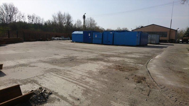 Działka przemysłowo-handlowa pod dzierżawę Wrocław, Fabryczna, Żerniki, Szczecińska  6000m2 Foto 1