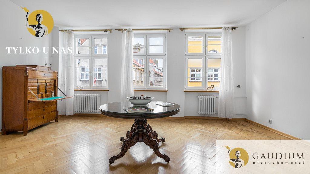 Mieszkanie dwupokojowe na sprzedaż Gdańsk, Główne Miasto, Chlebnicka  61m2 Foto 1
