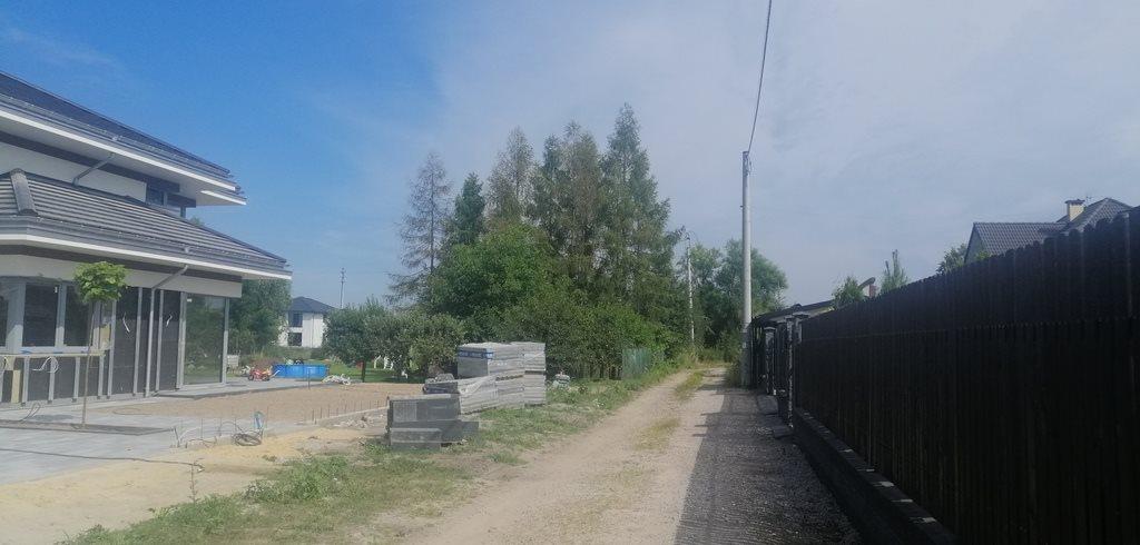 Działka budowlana na sprzedaż Wojcieszyn  1100m2 Foto 3