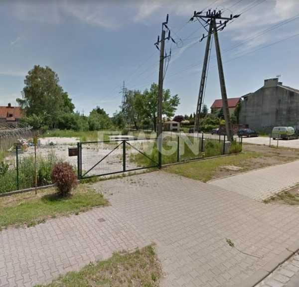Działka komercyjna pod dzierżawę Wrocław, Fabryczna, Boguszowska  1084m2 Foto 1