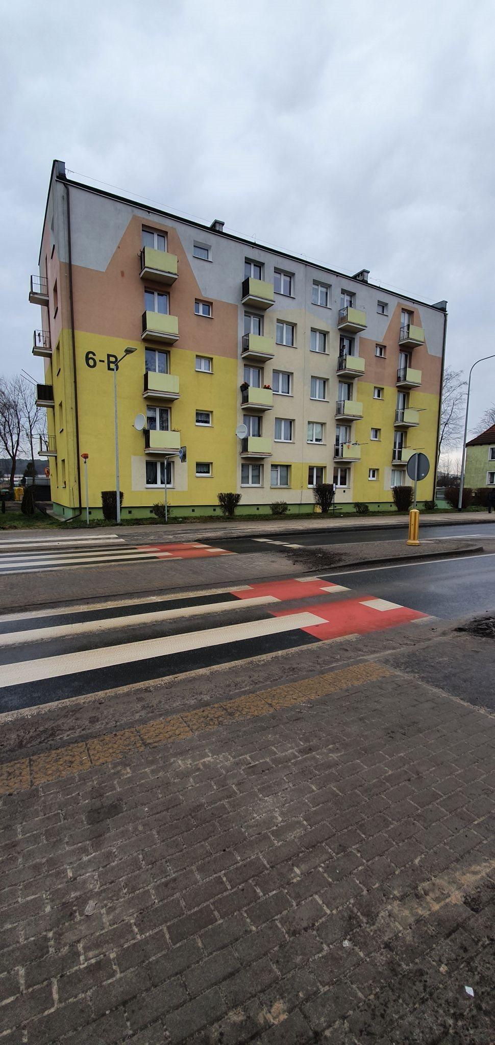 Mieszkanie trzypokojowe na sprzedaż Ustka, Darłowska 6B  46m2 Foto 9