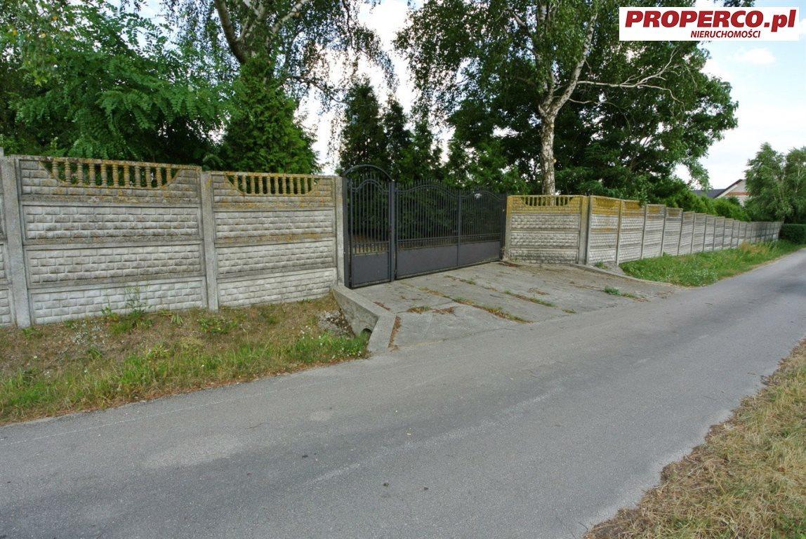 Działka inna na sprzedaż Chmielnik, Piotrkowice  10500m2 Foto 1