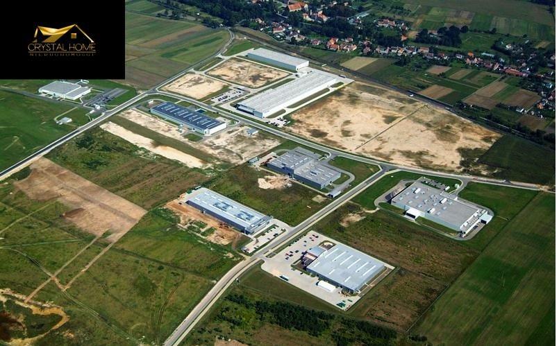 Działka komercyjna pod dzierżawę Żarów  4400m2 Foto 1